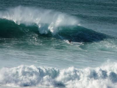 sesión de surf del 5 de febrero del 2008 - meñakoz