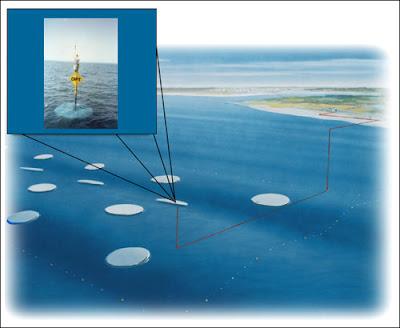 Se inician las pruebas de la planta de energía de las olas de Santoña