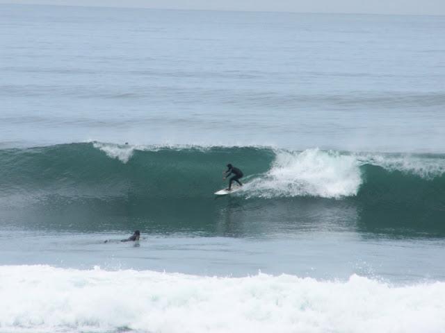 sesión del 29 de marzo del 2007 - sopelana surf
