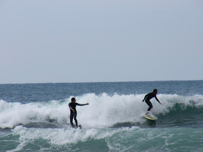 sesión del 1 de abril del 2007 - sopelana surf