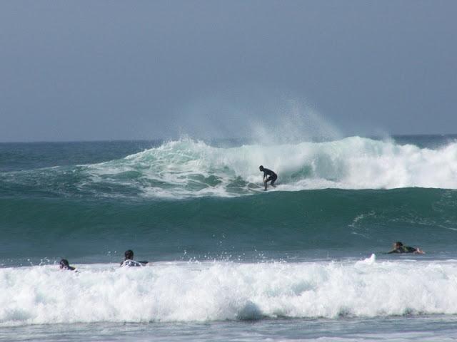 sesión del 27 de abril del 2007 - sopelana - surf