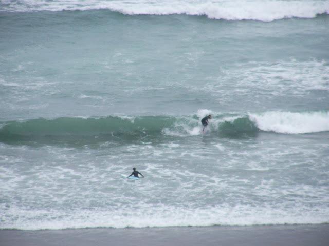 Sesión de surf del 23 de Mayo del 2007 en La Triangu, Sopelana