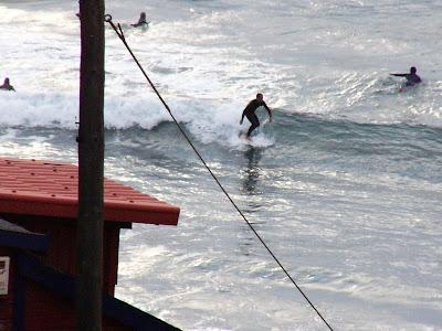 Sesión de surf del 3 de Junio del 2007 - Sopelana