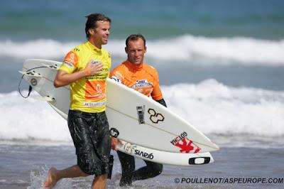 Eneko Acero - pro surf zarautz