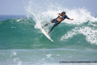 Norman Landa - pro surf zarautz
