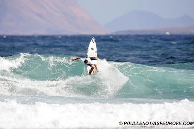 Surf 30 - Julián Cuello en La Santa Lanzarote