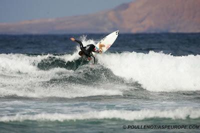 Surf 30 - Gony Zubizarreta en La Santa Lanzarote