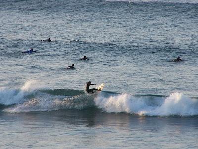 Sesión de surf del 7 de Noviembre del 2007 - Sopelana