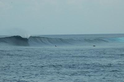 Las olas de Nias desaparecen por culpa de los terremotos