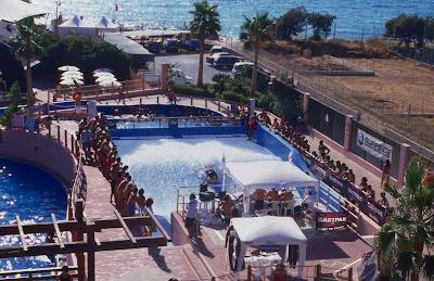 Construcci n de una piscina de olas artificiales en leioa - Piscinas de sopelana ...