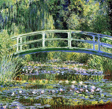 Il ponte giapponese -  Monet