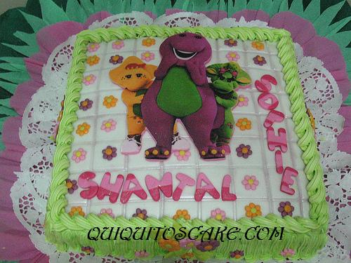 Torta Barney