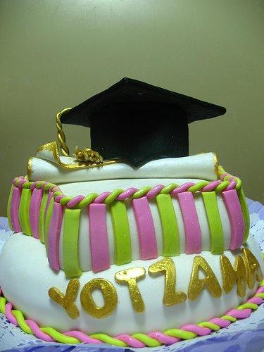 Torta Loca para graduación