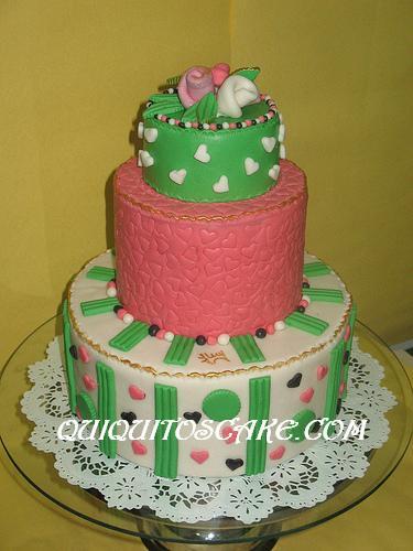 Torta coqueta