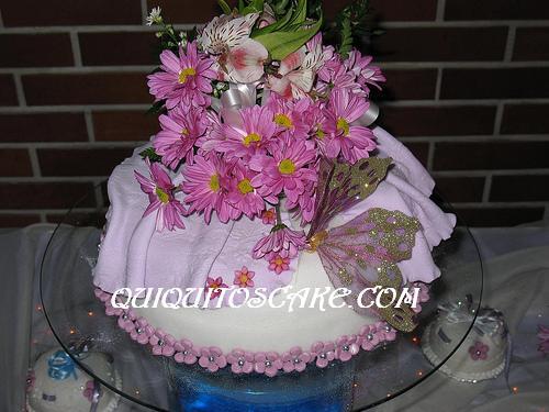 Torta para XV años
