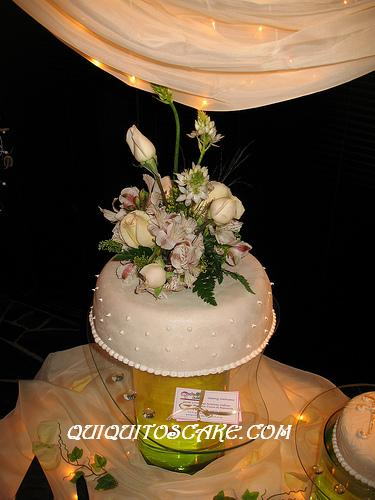 Torta de decoracion de Boda