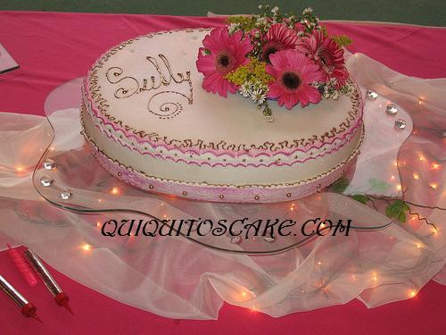 Torta para Dama