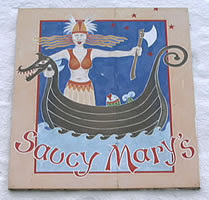 Saucy Mary And Other Travel Tales