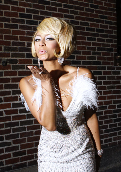 Surprising Keri Hilson Hairstyles In Pretty Girl Rock Hairstyles For Men Maxibearus