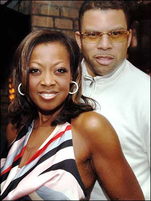 Star jones reynolds husband gay remarkable, very