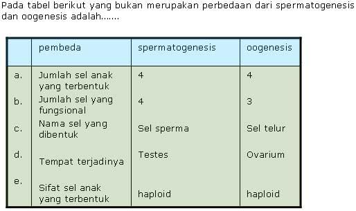 Mitosis Dan Meiosis Berbeda Dalam Hal Berikut Ini Kecuali ...