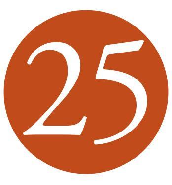 25 Days!