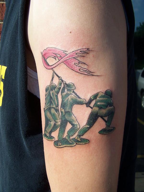 Tattoo Pro Mild Breast Cancer Tattoo Ideas