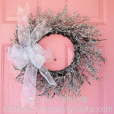 Winter Wreath Ideas by The Everyday Home