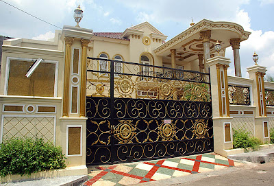 Versace House in South Jakarta