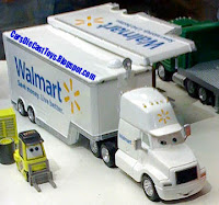Disney Pixar Cars Mack The Walmart Truck