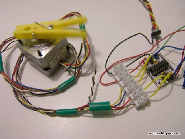 Bipolar Stepper Motor Wiring