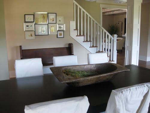 April Foster Foyer Amp Dining Room