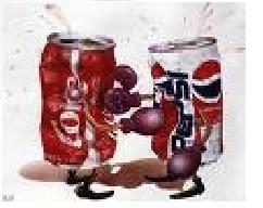 coca versus pepsi