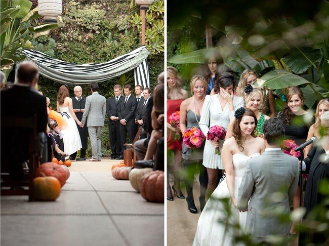 Classic Creations: Haunted Halloween Weddings