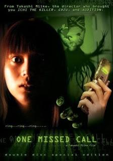 One Missed Call (Chakushin ari) (2003)