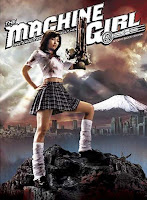 The Machine Girl (Japanese 2008)