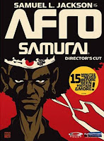 Afro Samurai (Director's Cut) (2007)