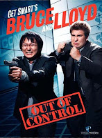 Get Smart's Bruce And Lloyd: Out Of Control (2008)