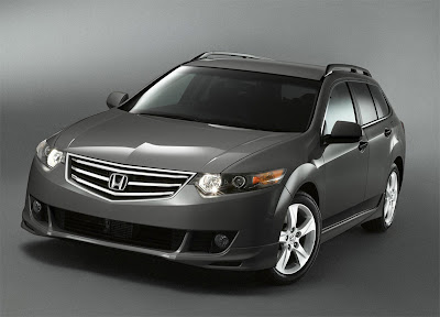Honda Accord Sedan 2009 Exterior