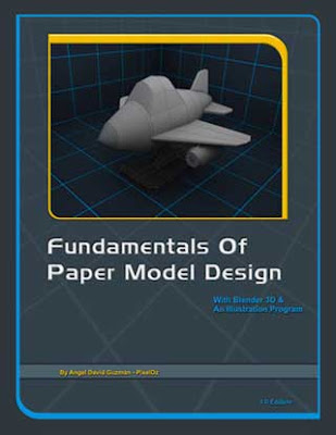 Fundamentals of Paper Model Design Ebook
