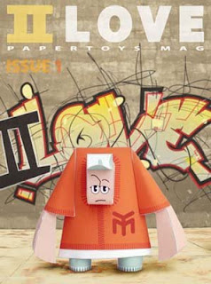 II LOVE Papercraft Magazine