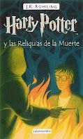 j.k. Rowling- Harry Potter y las reliquias de la muerte