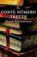 Diane Setterfield. El conte número tretze