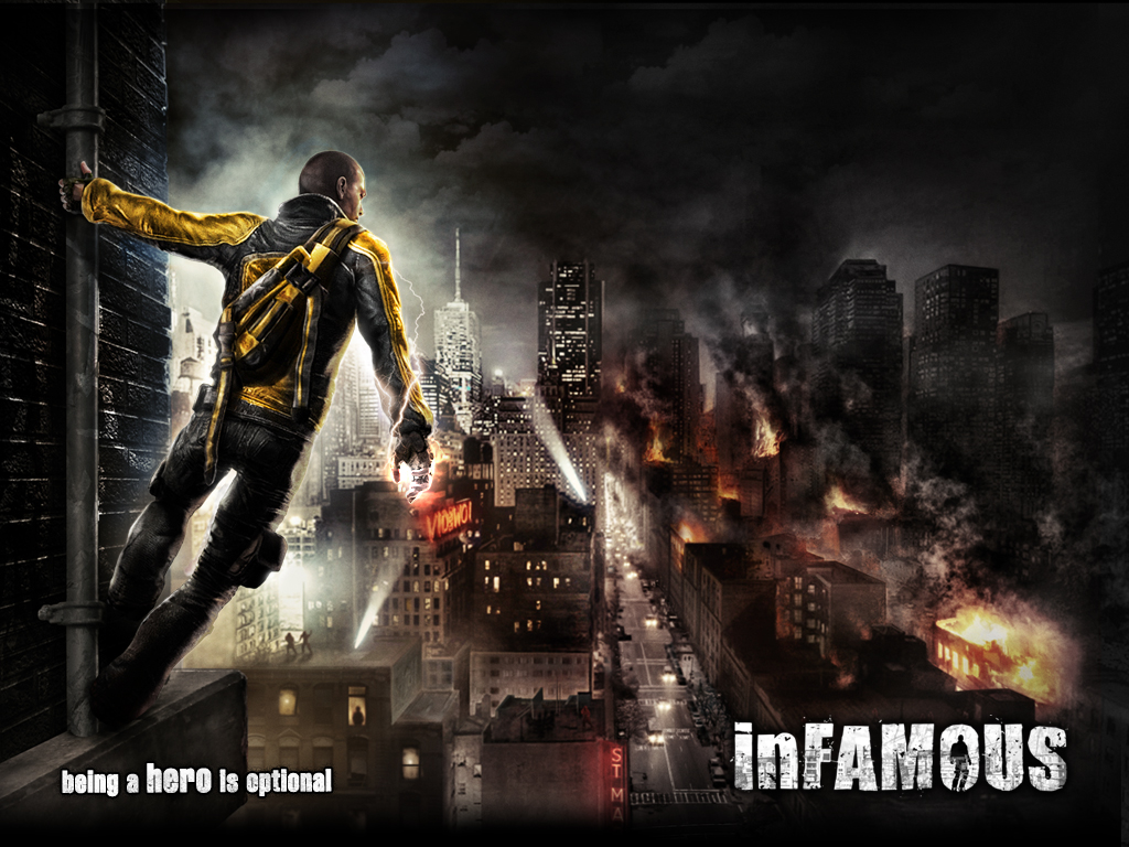 Top Spec Gaming: Infamous