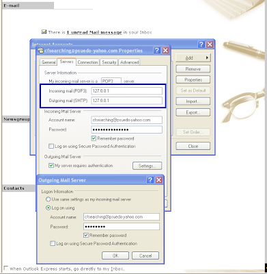 cfSearching: Installing a Development Mail Server for