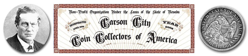 Carson City Coin Collectors of America