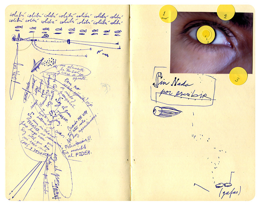 Dibujos En Libretas Ii: Fragmentos: Algunos Dibujos En Libretas