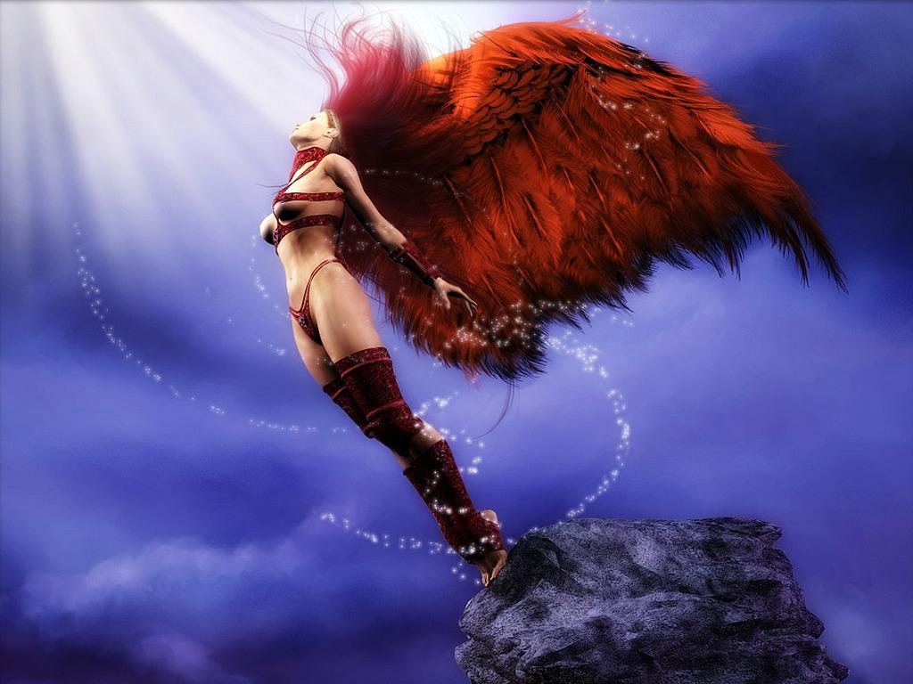 Artwork Fantasy Art Angel Wallpapers Hd Desktop And: NEOPAGANISMO: Sereia