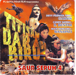 Saur sepuh iv: titisan darah biru part 2 youtube.