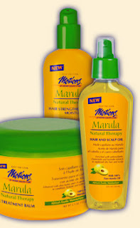 Motions Marula Natural Therapy Hair Strengthening Moisturizer